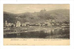 Alte Hauser in Bernkastel a. d. Mosel, Germany , 1890s-1905