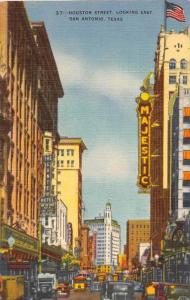 8165 TX San  Antonio    Houston Street, Looking East