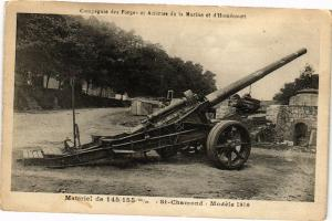CPA Compagnie des Forges et Acieres de la Marine et d'Homécourt .. (226460)