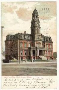 City Hall, Lynn, Massachusetts, PU-1907