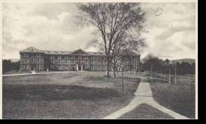 Massachusetts East Northfield Gould Hall  Northfield Seminary Albertype