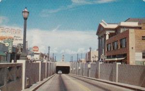 Alabama Mobile Bankhead Tunnel 1955
