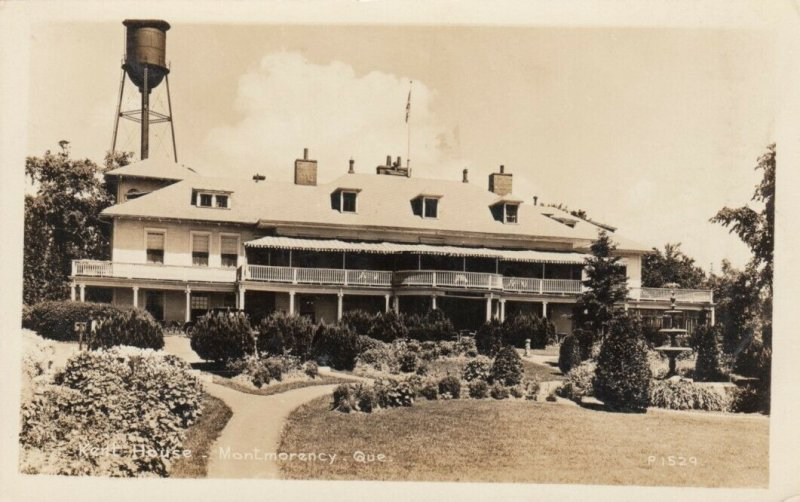RP: Kent House , MONTMORENCY , Quebec , Canada , 1949