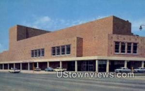 Moody Center Galveston TX Unused