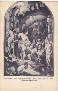 Accademia Di Belle Arti- Gesu Cristo Disceso Al Limbo, Domenico Beccafumi, Si...