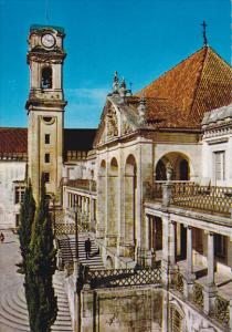Portugal Coimbra The University
