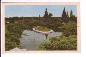Rock Gardens, Kitchener, Ontario,