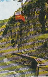 Canada Hell's Gate Airtram Fraser Canyon British Columbia