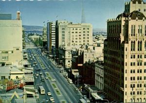 australia, ADELAIDE, S.A., King William Street, Coca Cola Sign (1970s) Postcard