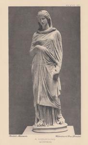 Terrecote Di Civita Alba Marche Arte Etrvsca Del Sec Antique Roman Rome Postcard