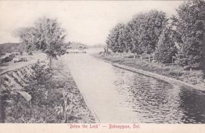 BOBCAYGEON , Ontario , Canada , 00-10s ; Below the Lock
