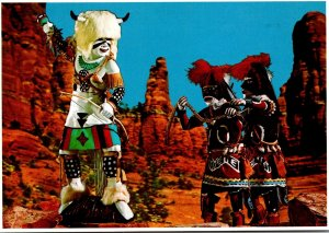 Arizona Hopi Indian Kachina Dolls