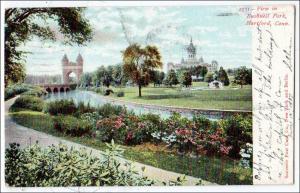 Bushnell Park, Hartford Conn