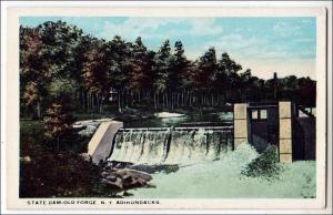 State Dam, Old Forge NY