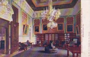 Governor's Reception Room State Capitol Building Springfield Illinois