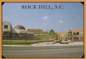 City Hall Complex, Rock Hill, South Carolina, 50-70's