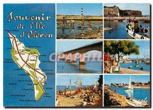 The Modern Postcard Souvenir Atlantic Coast of the Island of Oleron Charente ...