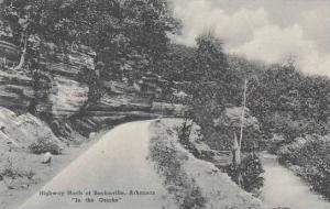 Arkansas Bentonville Highway Albertype