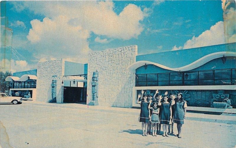 Reynosa Tamps Mexico~Indian Market~Dalia~Maria~Ana~Alma~Edna~Nidia~1960s