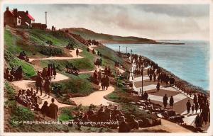 Heysham New Promenade and Sunny Slopes, Panorama