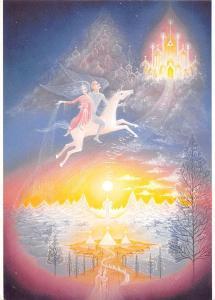 Fantasy, Heita Copony, Muenchen, Das geistige Reich, Heavenly Realm 1982