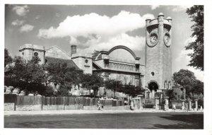 Vintage Real Photo Postcard, Horniman Museum, Forest Hill, London 99V