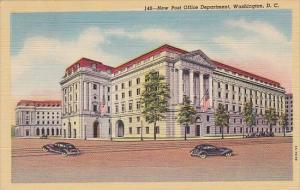Washington D C New Post Ofice Department 1945