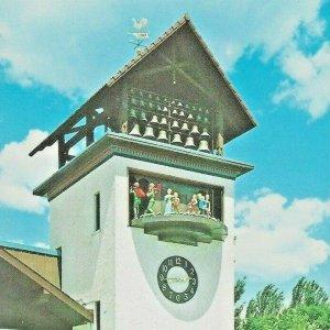 Glockenspiel Clock Tower Frankenmuth Bavarian Inn Birch Run I-75 Freeman Studios