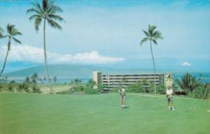 Golf Course Kaanapali Beach Hotel Kaanapali Maui Hawaii
