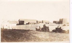 RP: NORTH BATTLEFORD, Saskatchewan, Canada, 00-10s; Lumber Yard