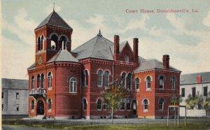DONALDSONVILLE , Louisiana , 00-10s ; Court House