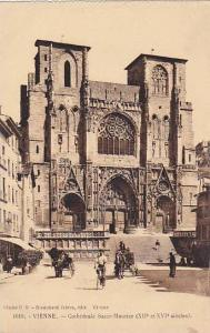 VIENNE, Cathedrale Saint-Maurice (XII et XVI siecles) Isere, France, 00-10s