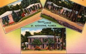Florida St Augustine TraveLodge Multi View
