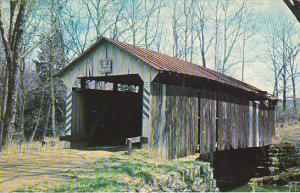 Johnny Little Covered Bridge #7 Fallsburg Ohio