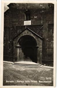 CPA Berceto Portale della Chiesa Monumentale.. ITALY (448900)