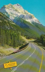 Canada Mount Kerkeslin Jasper Alberta