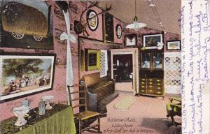 A Sitting Room At Fern Croft Inn Rich In Antiques Middletown Massachusetts