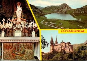 Spain Asturias Covadonga Multi View