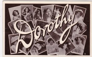 TUCK #31: 19 portraits of Dorothy, 1900-10s