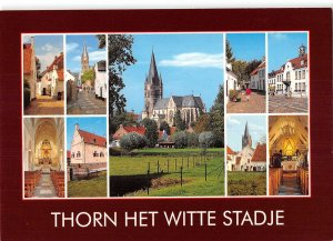 B109087 Netherlands Abdijkerk Kapel Diverse Stadsgezichten