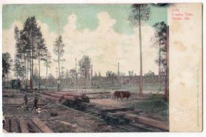 Logging Team. Mobile Ala
