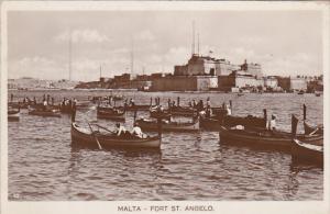 RP: MALTA , 20-30s ; Fort St. Angelo