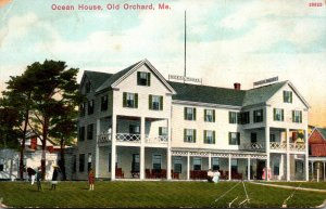 Maine Old Orchard Ocean House 1911