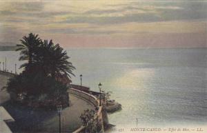 MONTE-CARLO, Effet de Mer, Monaco, 00-10s