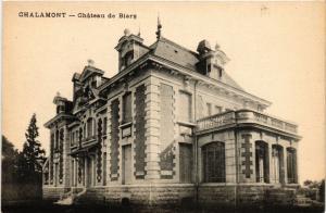 CPA  Chalamont - Chateau de Biars  (486182)