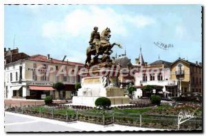 Postcard Old Cognac Franois 1st Place