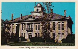 Texas San Antonio Blanco County Court House