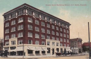 MOOSE JAW , Saskatchewan , Canada , 00-10s ; Walter Scott Building