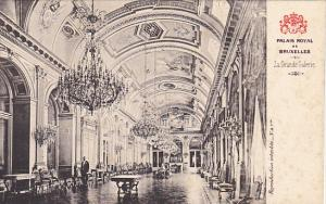 Belgium Brussells Palais Royal La Grande Galerie