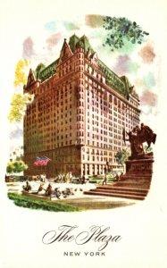 New York City The Plaza Hotel